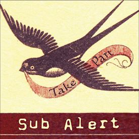 (CD) Sub Alert ‎– Take Part