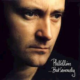 (LP) Phil Collins ‎– ...But Seriously