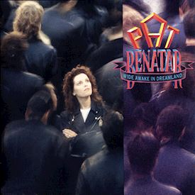 (LP) Pat Benatar ‎– Wide Awake In Dreamland