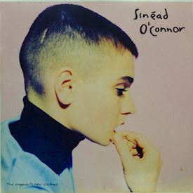 "(12"") Sinéad O'Connor ‎– The Emperor's New Clothes"