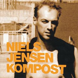 (CD) Niels Jensen  ‎– Kompost