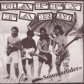 "(7"") Happy Farm ‎– Sommartider"