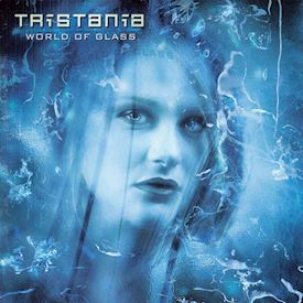 (CD) Tristania ‎– World Of Glass