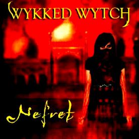 (CD) Wykked Wytch ‎– Nefret