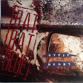 "(7"") Rat Bat Blue ‎– Gypsy Heart"