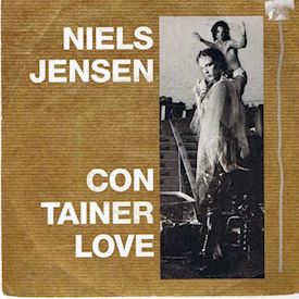 "(7"") Niels Jensen  ‎– Container Love"