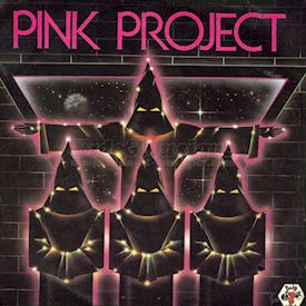 "(7"") Pink Project ‎– Disco Project"