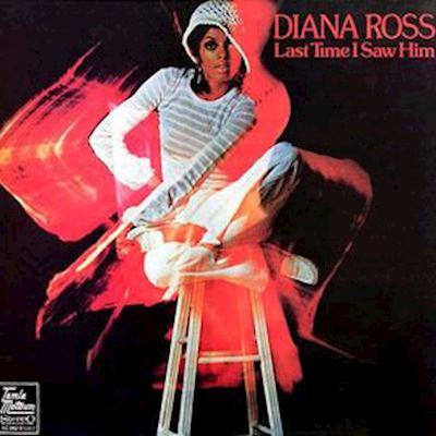 (LP) Diana Ross ‎– Last Time I Saw Him
