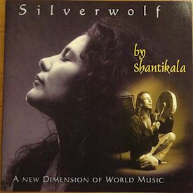 (CD) Shantikala ‎– Silverwolf