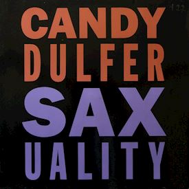 "(12"") Candy Dulfer ‎– Saxuality"