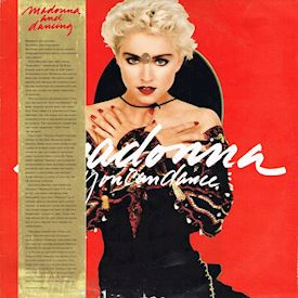 (LP) Madonna ‎– You Can Dance