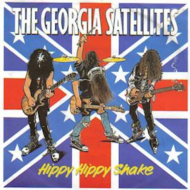 "(7"") The Georgia Satellites ‎– Hippy Hippy Shake"