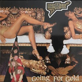 (LP) Maineeaxe ‎– Going For Gold