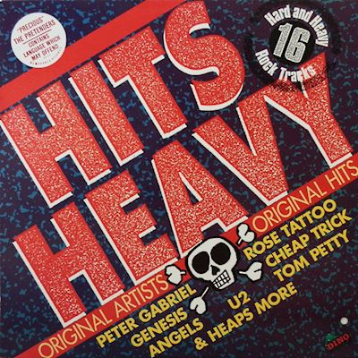 (LP) Various ‎– Hits Heavy