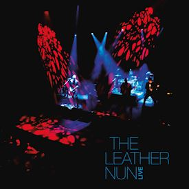 (LP) The Leather Nun ‎– Live