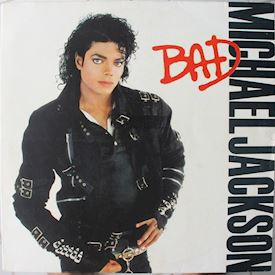 (LP) Michael Jackson ‎– Bad
