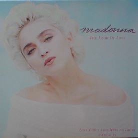 "(12"") Madonna ‎– The Look Of Love"