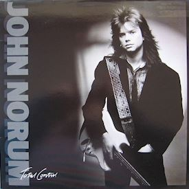 (LP) John Norum ‎– Total Control