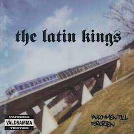 (CD) The Latin Kings  ‎– Välkommen Till Förorten