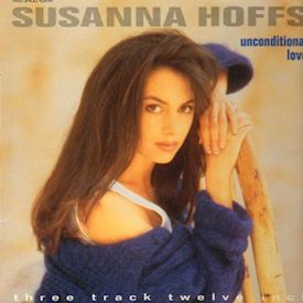 "(12"")  Susanna Hoffs ‎– Unconditional Love"
