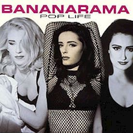 (LP) Bananarama ‎– Pop Life