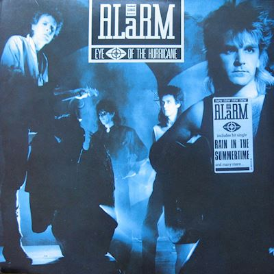 (LP) The Alarm ‎– Eye Of The Hurricane
