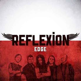(CD) Reflexion ‎– Edge