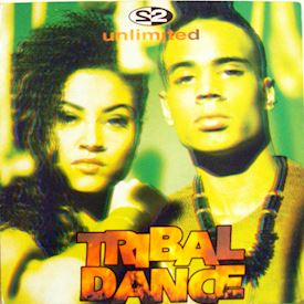 "(12"") 2 Unlimited ‎– Tribal Dance"