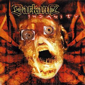 (CD) Darkane ‎– Insanity