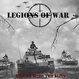 (PROMO) Legions Of War ‎– Riding With The Blitz