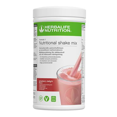 Formula 1 Protein Shake Strawberry Delight 550 g