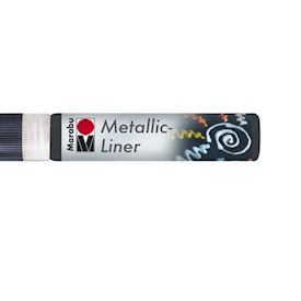 Metallic Liner, Grafiet