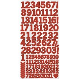 Numbers, Red