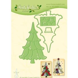 Patch die Christmas tree