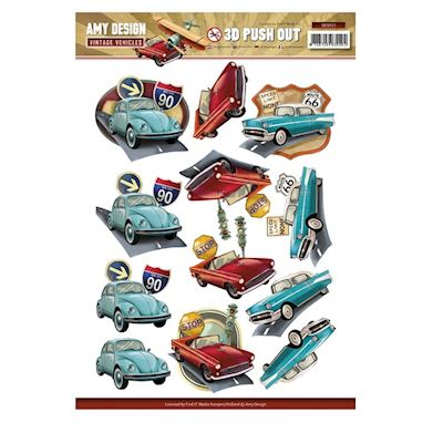 Amy Design - Vintage Vehicles