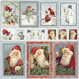 Joyous Winterdays - Ephemera