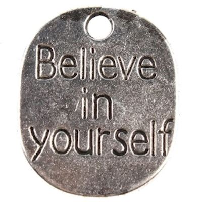 Believe in Yourself , Charms