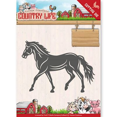 Country Life Horse