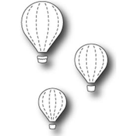 Floating Balloon Trio