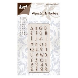 Alphabet & Numbers (C&E) alphabet 2