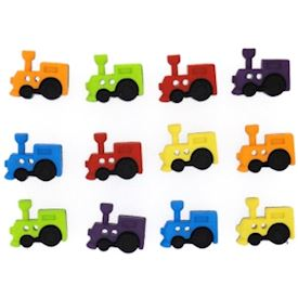 Sew Cute Trains