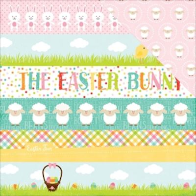 Celebrate Easter, Border Strips