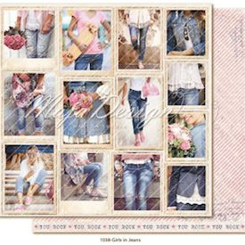 Denim & Girls - Snapshots - Girls in Jeans