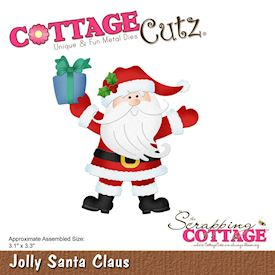 CottageCutz, Jolly Santa Claus