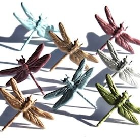 Dragonflies - Metallic