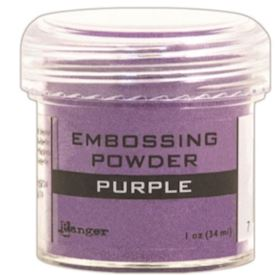 Embossing, Purple