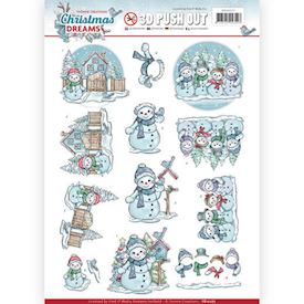 Christmas Dreams - Snowman
