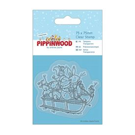 Pippinwood Christmas - Sledge