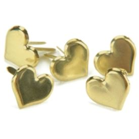 Hearts - Gold