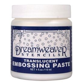 Embossing Paste Transluscent